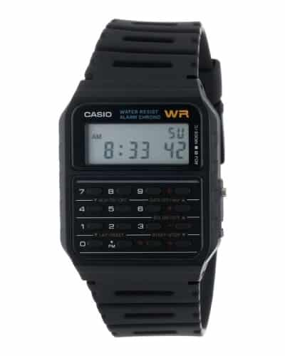 Casio Calculator Watch
