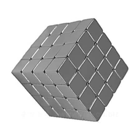 64 Neodymium Magnets Cube