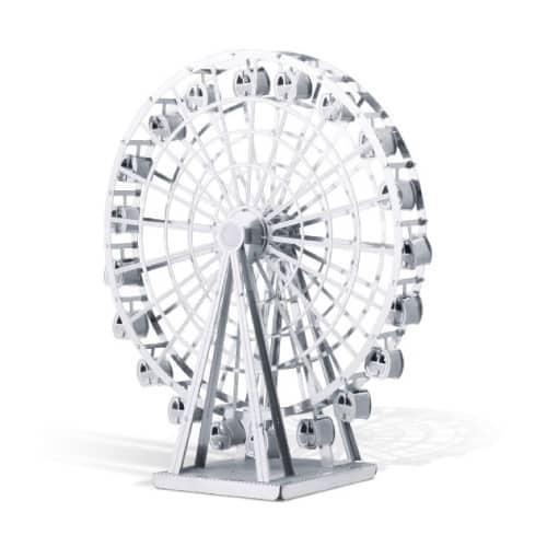 Ferris Wheel 3D Laser Cut Model