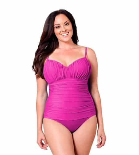 Miraclesuit Women's Plus Size Swimsuit