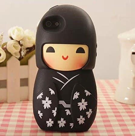Japanese Doll Phone Case