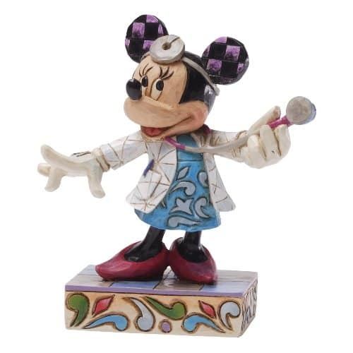 Minnie Doctor Figurine by Jim Shore