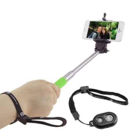 Extendable Selfie Stick by CamKix