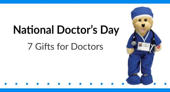 National Doctor's Day: Gifts for Doctors