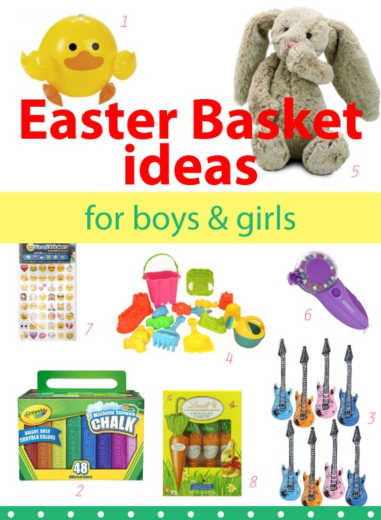 Easter Basket for Kids