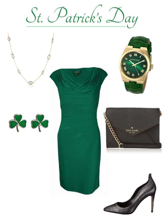 Dressy st patricks day outfit vivid s gift ideas