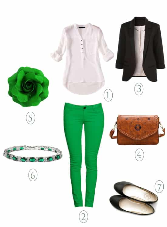 St Pattys Outfit