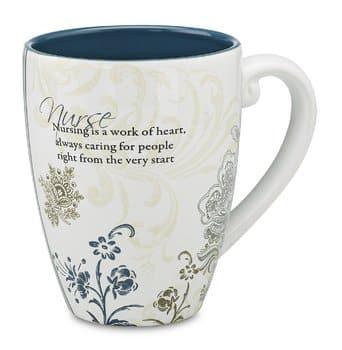 Mark My Words Nurse Mug