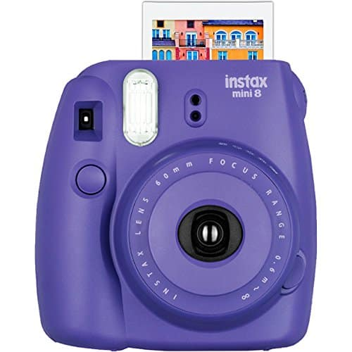 Fujifilm Instax Mini 8 Instant Film Camera in Grape