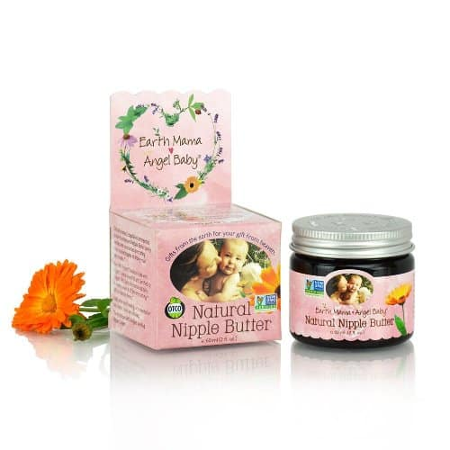 Earth Mama Angel Baby Natural Nipple Cream