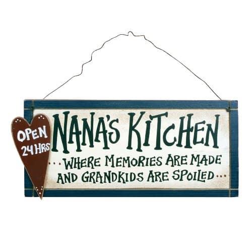 Grandma's Kitchen Sign
