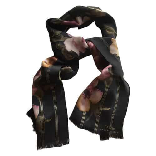 Lauren Ralph Lauren Women's Silk Scarf