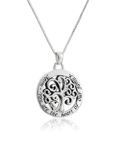 Family Tree Mom Necklace