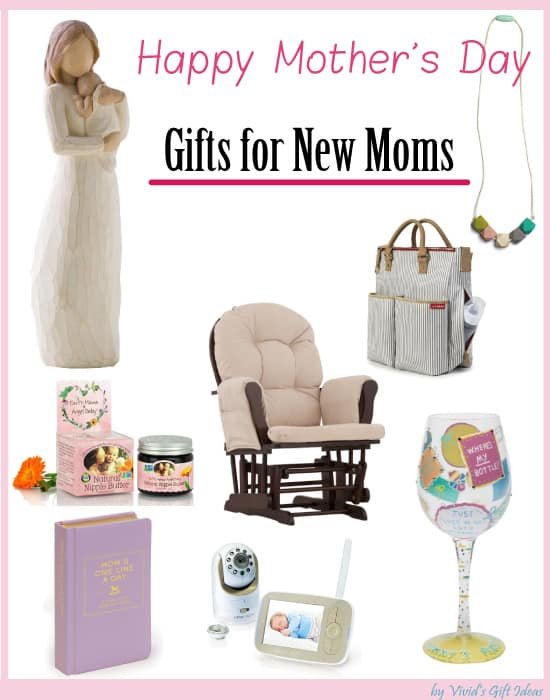 Mother's Day New Mom Gifts