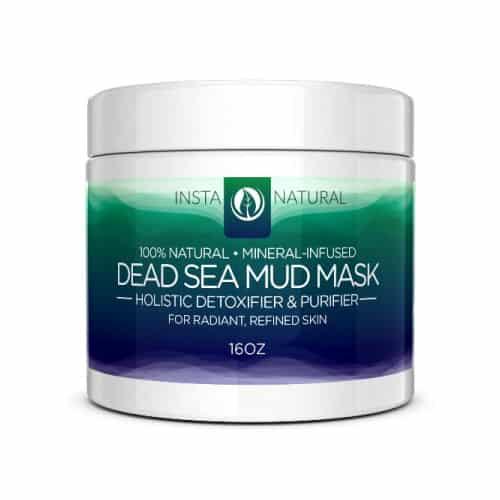InstaNatural Dead Sea Mud Facial Mask