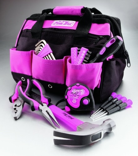 The Original Pink Box Tool Set