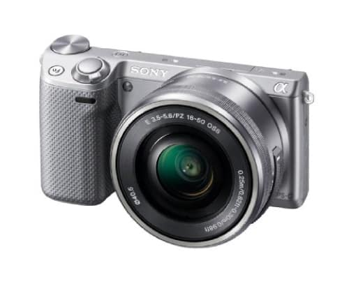 Sony NEX-5TL Compact Interchangeable Lens Digital Camera