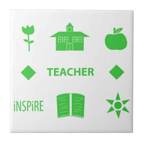 Teacher Inspire Magnet
