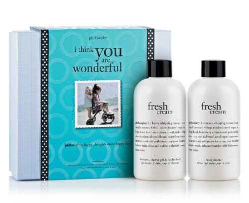 Philosophy I Think You Are Wonderful | Best Friend Day gifts