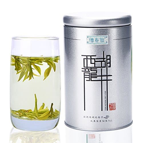 Dechunxian West Lake Dragon Well Tea