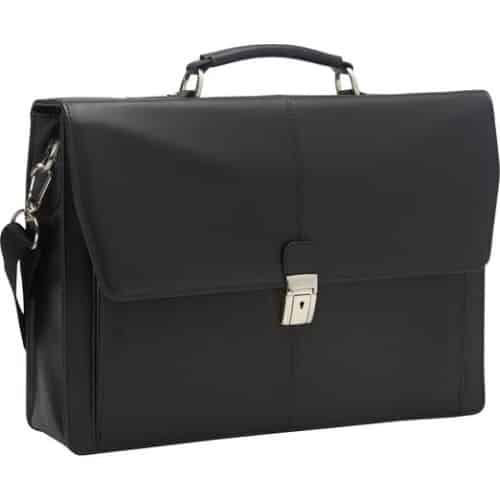 Kenneth Cole Reaction Port Time Job Portfolio Briefcase