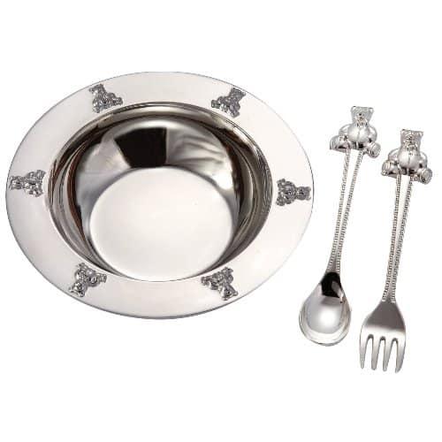 Baby Keepsake Silver Set