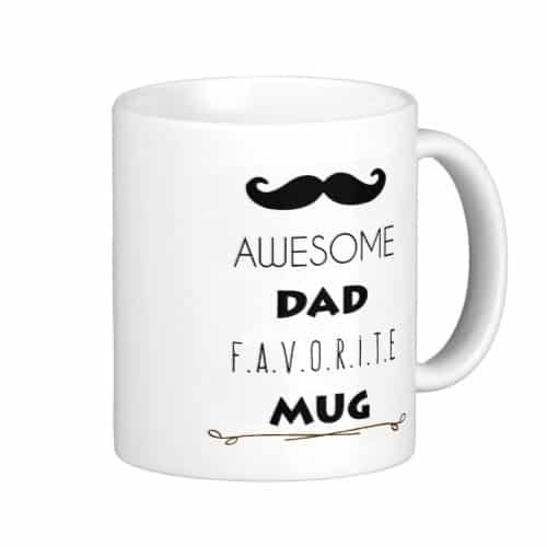 Awesome Dad Favorite Mug