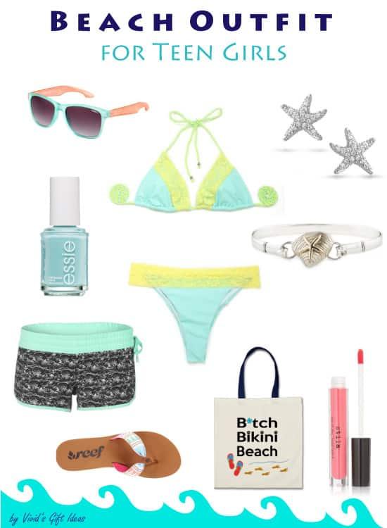 2015 Summer Beach Outfits