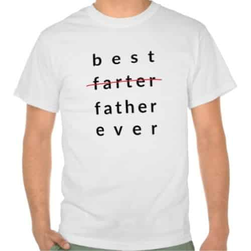Best Farter Ever Shirt | Gifts for dad who has everything