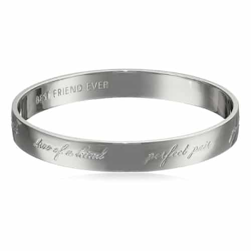 "kate spade ""Bridesmaid"" Idiom Bangle"