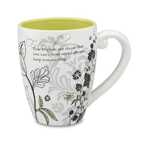 Mark My Words Friends Mug   gifts for best friends