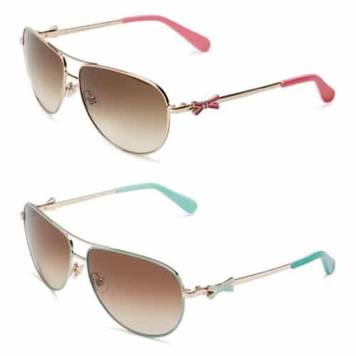 Kate Spade Circes Aviator Sunglasses
