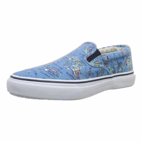 Sperry Top-Sider Mens Striper Hawaiian Sneaker
