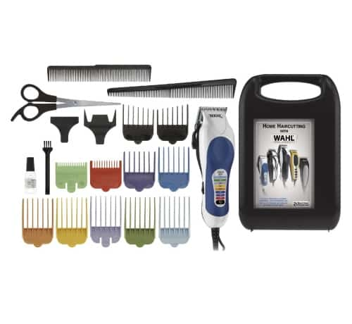 Wahl Color Pro 20 Piece Complete Haircutting Kit
