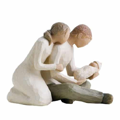 Willow Tree New Life Figurine