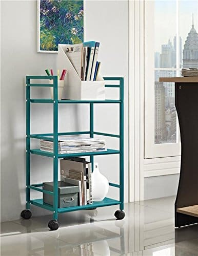 3 Tier Metal Utility Cart