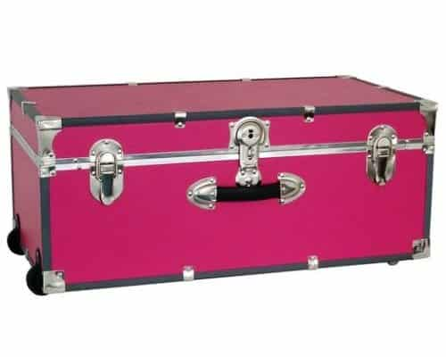 Pink College Trunk