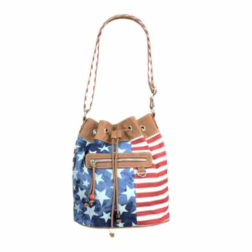 Stars and Stripes Crossbody Bag