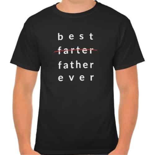 Best Farter Ever Tee