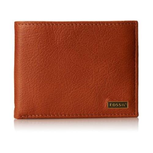 Fossil Omega L-Zip Bifold Wallet