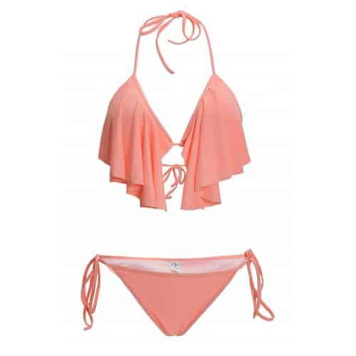 LOUISE MAELYS Pink Bikini