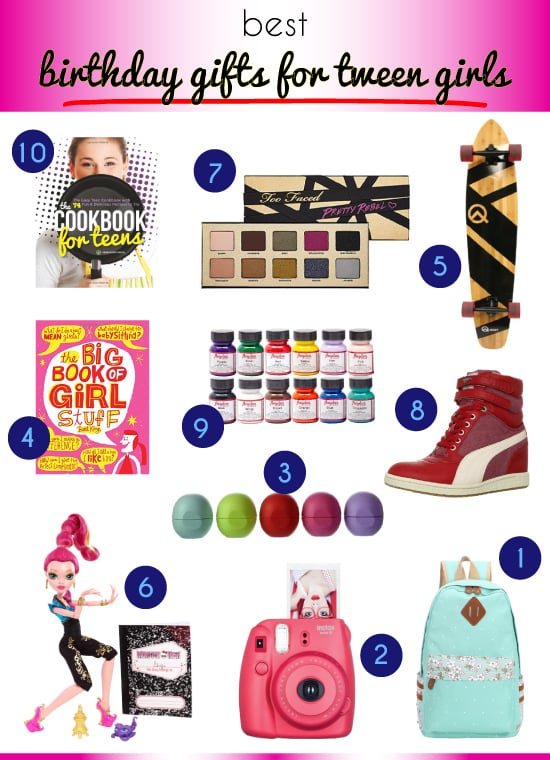 Best Birthday Gifts for Tweens