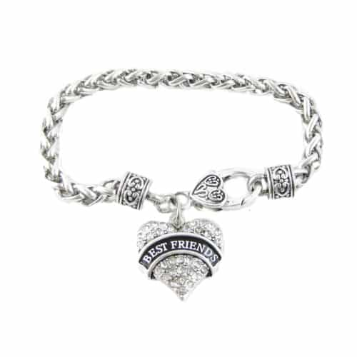 Best Friends Charm Bracelet