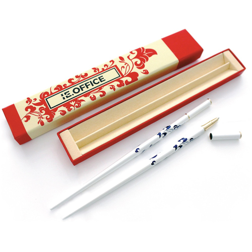 Chopstick Pens Set - funny farewell gag gift ideas for coworkers