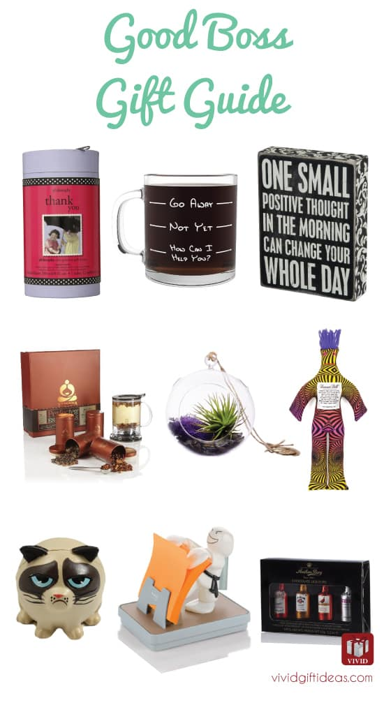List of 9 Good Gift Ideas for Boss - Vivid's