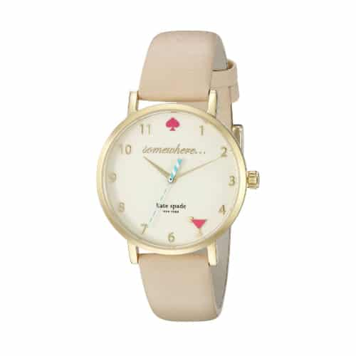kate spade new york Metro Analog Watch