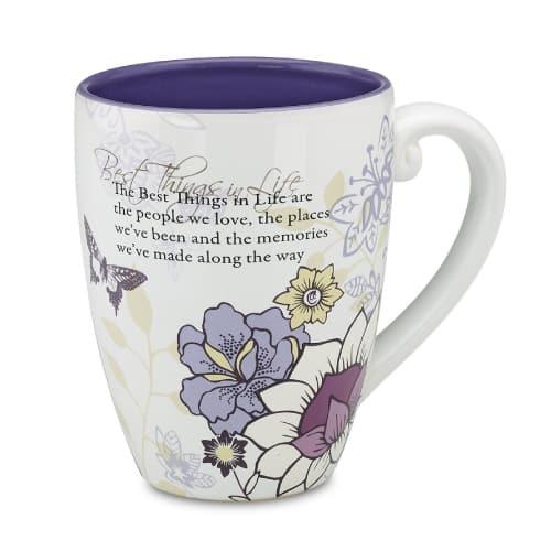 The Best Things in Life Mug