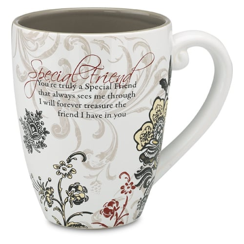 Mark My Words Special Friend Mug