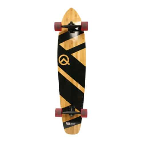 Quest Super Cruiser Artisan Bamboo Skateboard