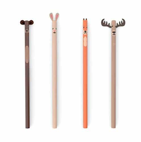Kikkerland Woodland Pencils. Back to school supplies.